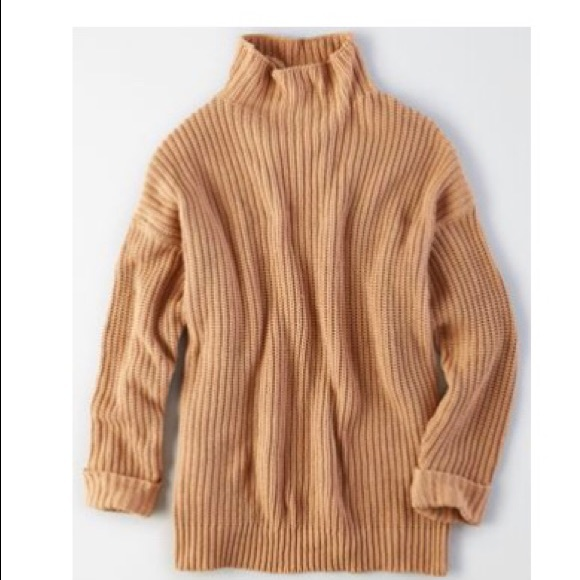 American Eagle Outfitters Sweaters - Oversized Turtleneck Sweater